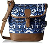 #7: Kanvas Katha  Women Sling Bag (Blue)(KKRWV009)