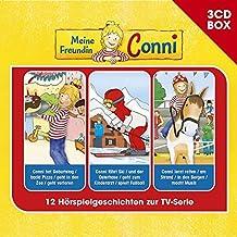 Meine Freundin Conni-3-CD Hörspielbox Vol.2