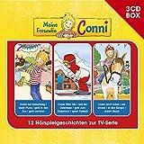 Meine Freundin Conni-3-CD Hörspielbox Vol.2 -