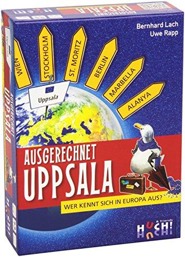 Huch-Friends-75525-Ausgerechnet-Uppsala Huch & Friends 75525 Ausgerechnet Uppsala -