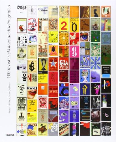 100 revistas clásicas de diseño gráfico por Steven Heller