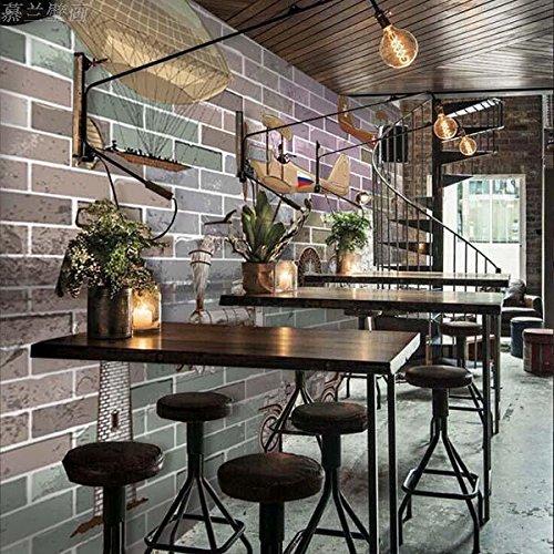... Huangyahui Tapete Bar Modernes TV Sofa Bett A Wand Hintergrund SToff  Nicht Gewebt Wandfarbe Wallpaper