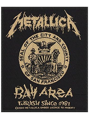 Metallica - Bay Area Trash - Patch / Aufnäher