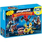 Playmobil - 5493 - Calendriers De L'avent - Trésor Royal Du Dragon Asiatique