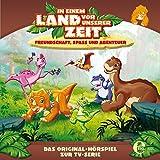 Folge 10: Das mutige Dreihornmädchen /Die Langhalsprüfung (Das Original Hörspiel zur TV-Serie)