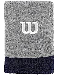 Wilson Poignet de force Grey Heather/Navy Wil