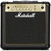 Marshall MG15G Black and Gold Combo Amp