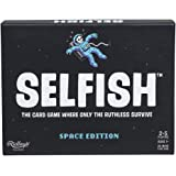 Ridley's | Selfish | Space Edition | Strategy Card Game | Great Family Fun