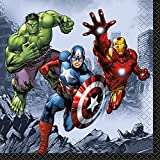 Marvel's Avengers Beverage Napkins [16 Per Pack]