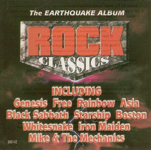 Rock Aid Armenia, Free, Rainbow, Black Sabbath, Genesis, Iron Maiden..