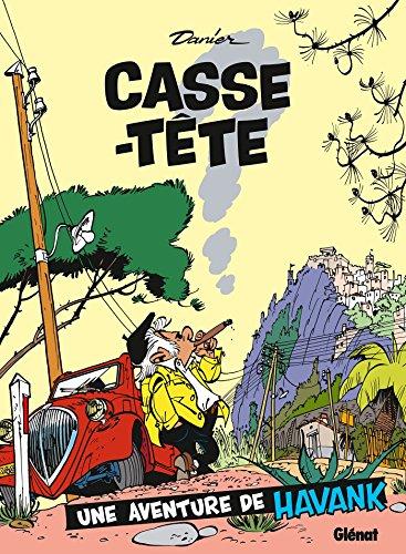 Livre téléchargement gratuit pour ipad Havank Tome 1 : Casse-tête  by Danier