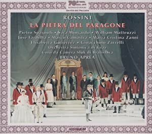Rossini - La Pietra del Paragone (Festival della Valle d'Itria 1993)