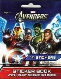 Avengers Sticker Book (1 Pack 111 Sticke...