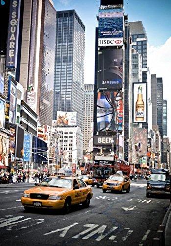 Poster Gießerei Time Square Midtown Manhattan Manhattan New York City NYC Foto Kunstdruck von proframes 36x54 inches Poster