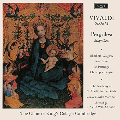 Vivaldi: Gloria; Pergolesi: Magnificat