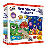 Galt Toys First Sticker Pictures