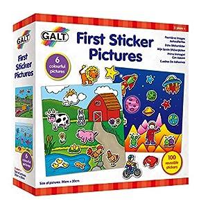 Galt Toys- Cuadros De Mosaicos, (1004594)