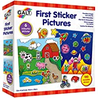 Galt Toys First Sticker Pictures