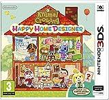 Animal Crossing: Happy Home Designer + Carta Amiibo - Nintendo 3DS