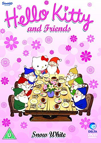 Hello Kitty And Friends - Snow White [DVD] [UK Import]