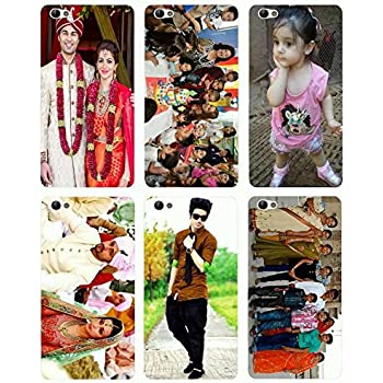 competitive price 700d8 d80de Photo Mobile Cover with Print Photo On Mobile Back: Amazon.in ...