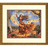 Dimensions Counted Cross Stitch Kit, Fall Fairy