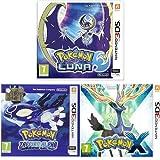 Pokémon Definitive Collection MOON - Nintendo 3DS