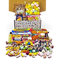 Retro Sweets Mega Gift Box: Jam Packed With Over 60 of the Best Retro Sweets.