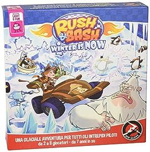 Red Glove RG20461-Juegos Rush and Bash Color (versión en Italiano) Winter Is Now