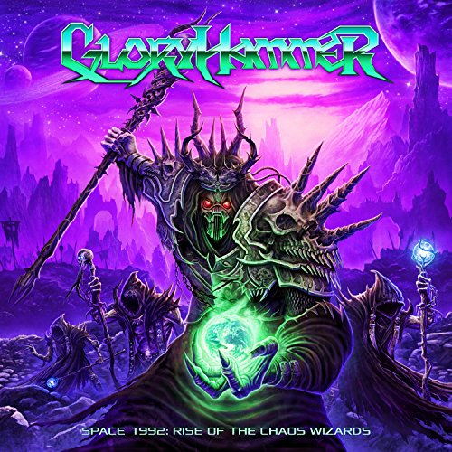 Gloryhammer: Space 1992: Rise Of The Chaos Wizards (Audio CD)