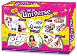 Miss Universe Art Kit, Beauty at its Best! - 6 in 1 DIY Kit for Kids - Age 6+