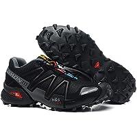 gengyouyuan Chaussures de randonnée Basses pour Hommes, Chaussures de Plein air pour Hommes, Super Grandes Chaussures de…