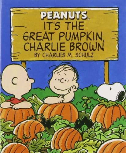 in Charlie Brown (Mini Ed) (Miniature Editions) (Halloween-cartoon-artwork)