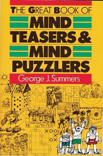 The Great Book Of Mind Teasers And Mind Puzzlers price comparison at Flipkart, Amazon, Crossword, Uread, Bookadda, Landmark, Homeshop18