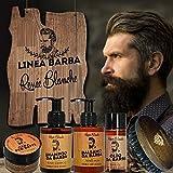 R Behandlungen, Produkte für Bart Renée B. Shampoo, Balsam, Öl, Wachs Kit/Set