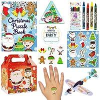 Oxford Novelties 8 Piece Christmas Xmas Children