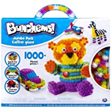 Spin Master–Bunchems Jumbo Pack 1000Pieces