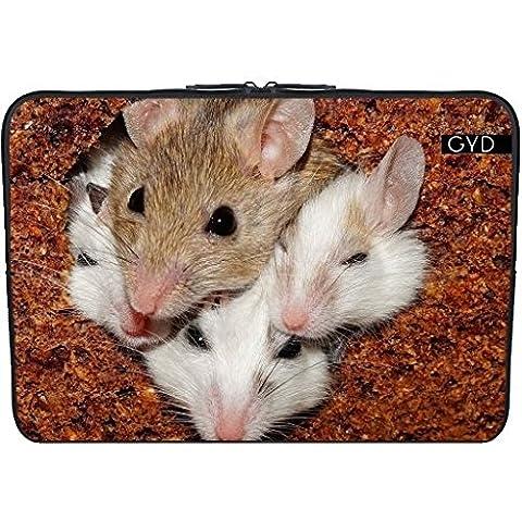 neopreen beschermende hoes case voor laptop 13,3