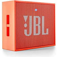 JBL Go Taşınabilir Bluetooth Hoparlör, Turuncu