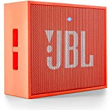 JBL GO Diffusore Bluetooth Portatile, Ricaricabile, Ingresso Aux-In, Vivavoce, Compatibilità Smartphone/Tablet e Dispositivo MP3, Giallo