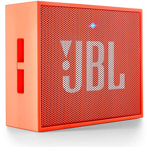 JBL GO JBLGOORG Portable Wireless Bluetooth Speaker with Mic (Orange)