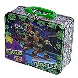 Teenage Mutant Ninja Turtles Puzzle in Tin Box [48 Pieces]