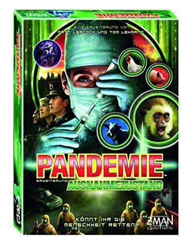 ZMan 691130 - Pandemie - - Pandemie Spiel