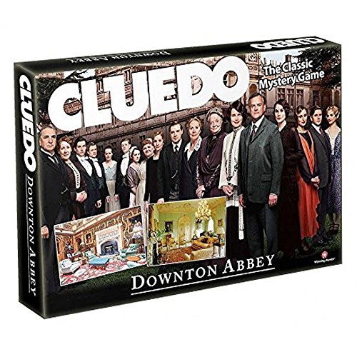 Cluedo - Downton Abbey Edition by Cluedo