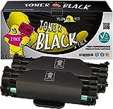 Yellow Yeti ML-1610D2 2 Premium Toner kompatibel für Samsung ML-1610 ML-1615 ML-1620 ML-1625 ML-1650 ML-2010 ML-2010R ML-2015 ML-2510 ML-2570 ML-2571 SCX-4321 SCX-4521 SCX-4521F [3 Jahre Garantie]