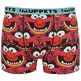Licencia de hombre Boxer Pantalones Cortos De Batman Superman Rocky Balboa Animal The Muppets Show Talla:XXL