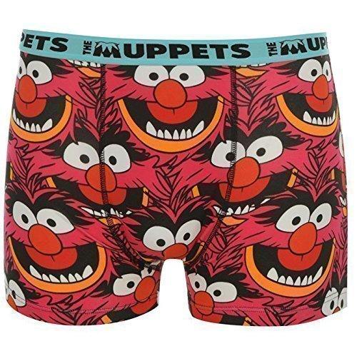 Animal The Muppets Show Herren Boxershorts