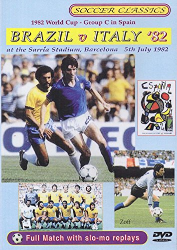 Brazil Vs Italy - 1982 World Cup [UK Import]