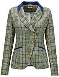 Joe Browns Womens Fitted Country Style Jacket With Off Centre Buttons
