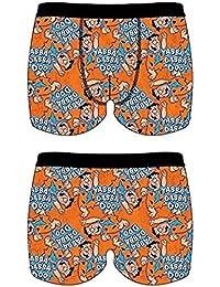 Mens Flintstones Boxer Shorts Medium